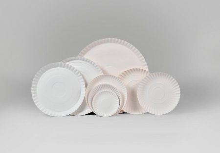 Бумажная одноразовая посуда